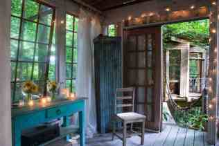 Treehouse in the US - airbnb treehouse in Atlanta-011