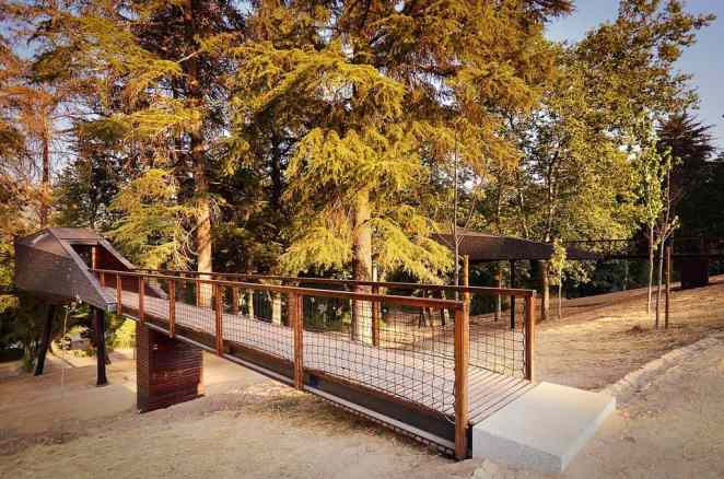 Pedras Salgadas Spa Tree houses - Tree houses in Portugal-001