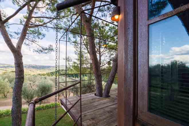 Treehouse in Italy, Toscana - casaBARTHEL Florence-025