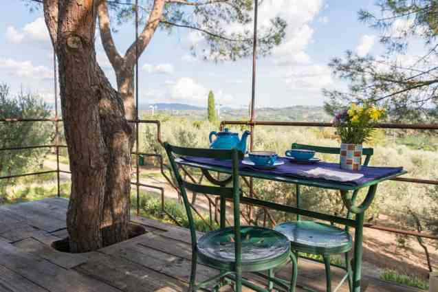 Treehouse in Italy, Toscana - casaBARTHEL Florence-049