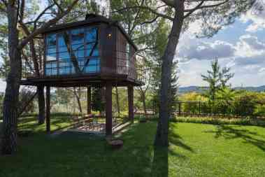 Treehouse in Italy, Toscana - casaBARTHEL Florence-051