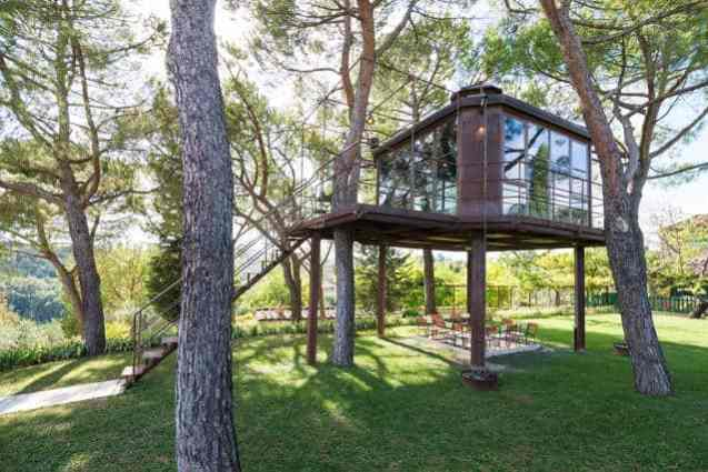 Treehouse in Italy, Toscana - casaBARTHEL Florence-052