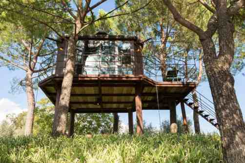 Treehouse in Italy, Toscana - casaBARTHEL Florence