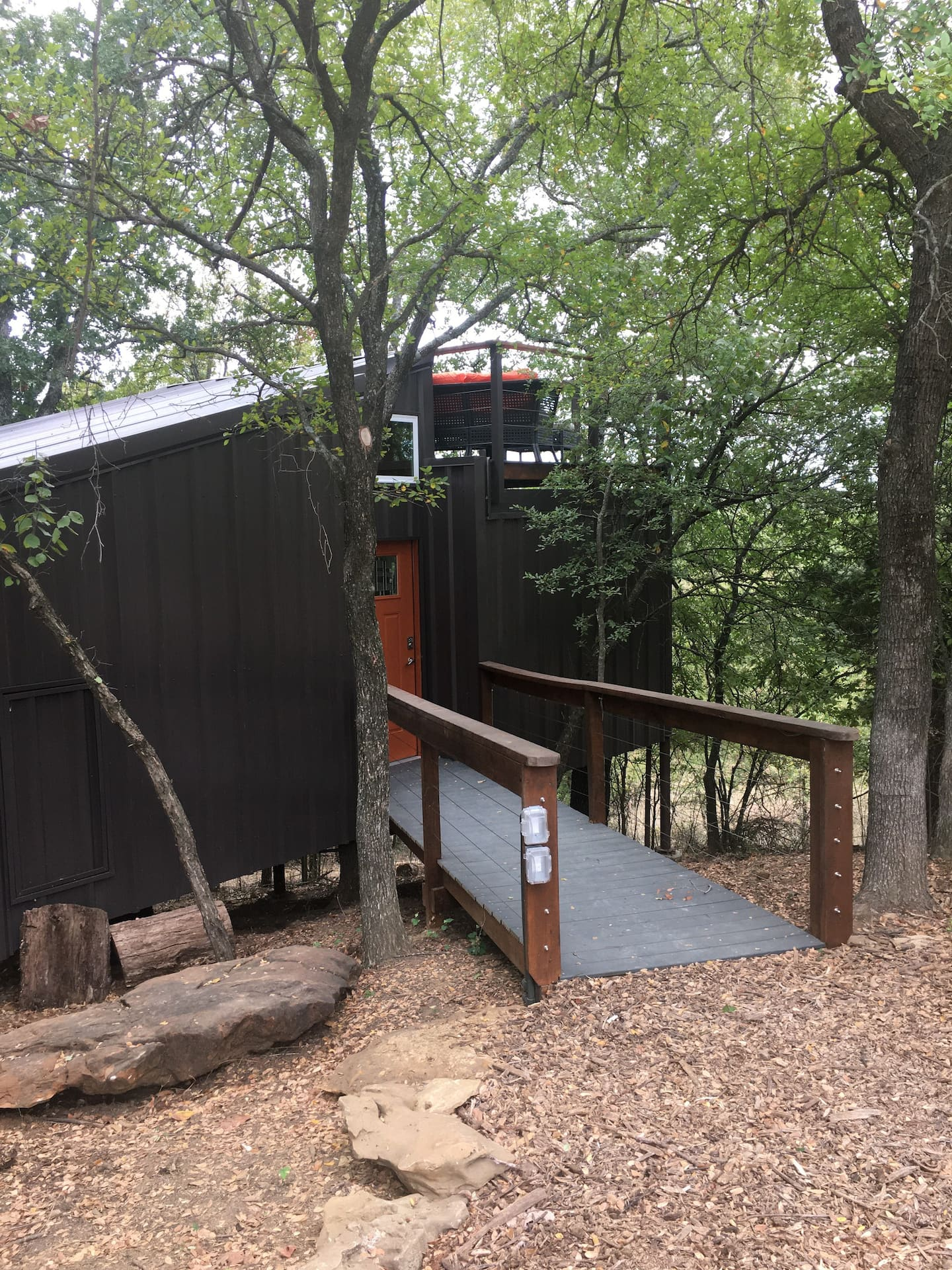 Entire Texas Treehouse - Viewpoint at Grandview Treetops