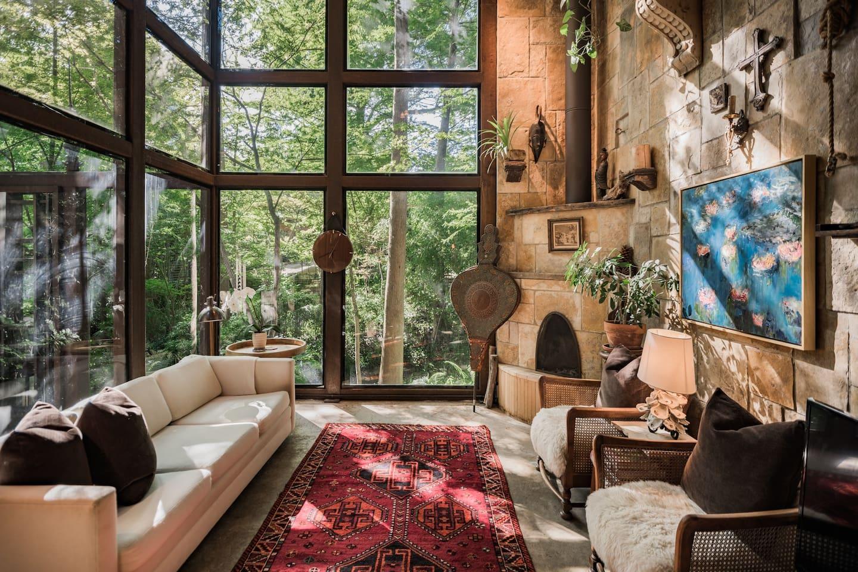 Extraordinary Treehouse in Dallas Texas