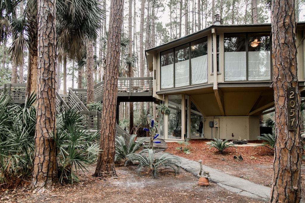 HIlton Head Treehouse South Carolina