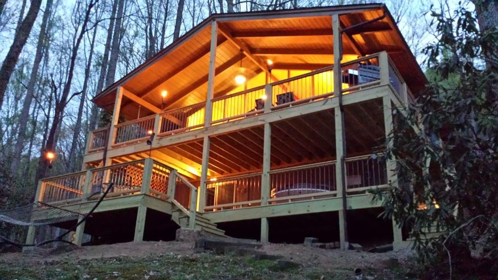 Treehouse Rental North Carolina