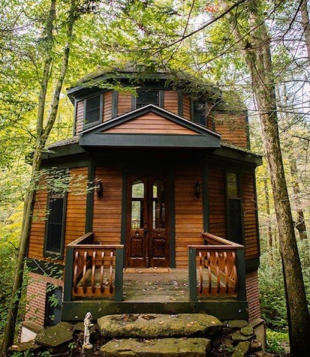 Treehouse Rental Pennsylvania