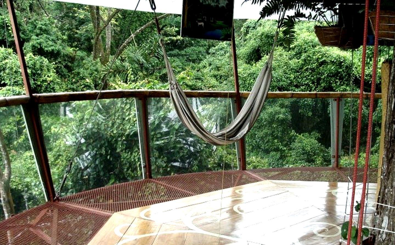Amazing Tree House in the Gandoca-Manzanillo Rain Forest, Costa Rica