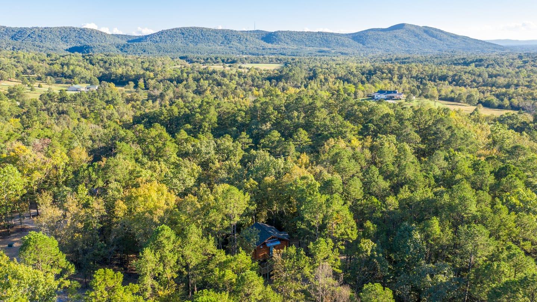 Deer Run Treehouse - Hot Springs TreehousesDeer Run Treehouse - Hot Springs Treehouses