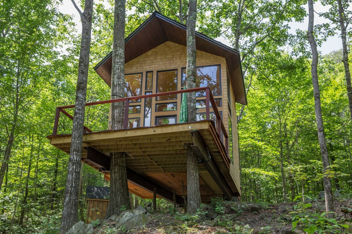 Ling Treehouse - Soul's Retreat Airbnb Rental