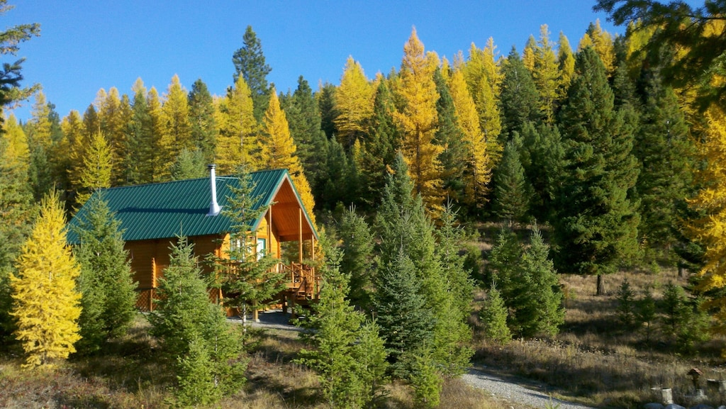 Montana Cabin Vacation Rental