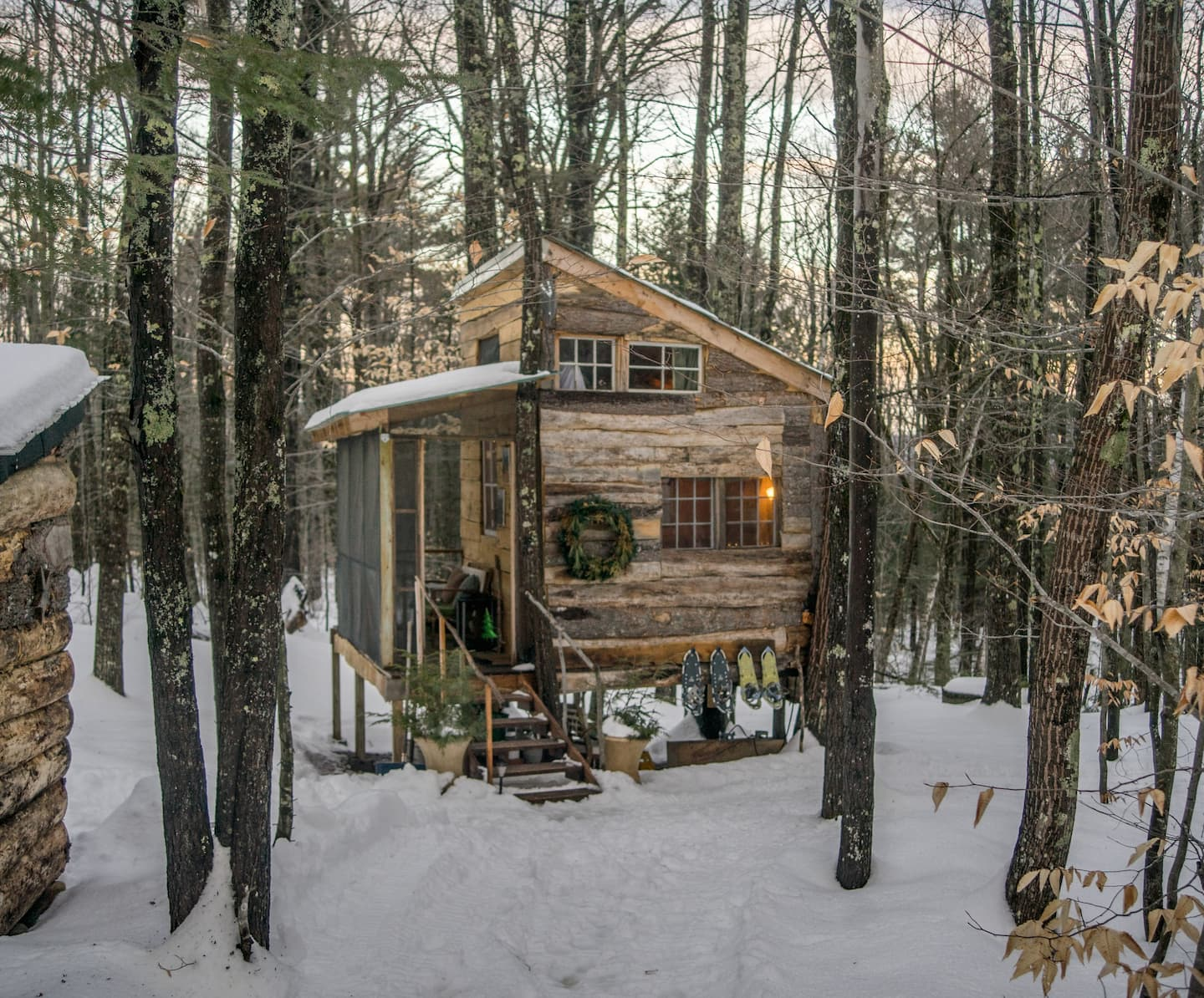 Tree House at the Shire New Hampshire