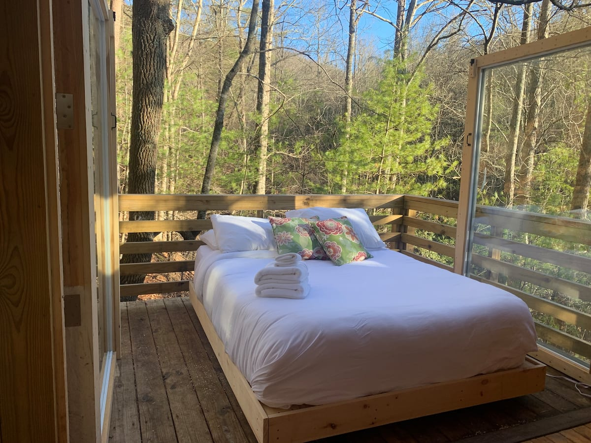 Treehouse Georgia Rentals