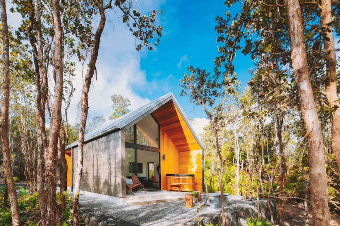 Secluded Cabin Rental Hawaii