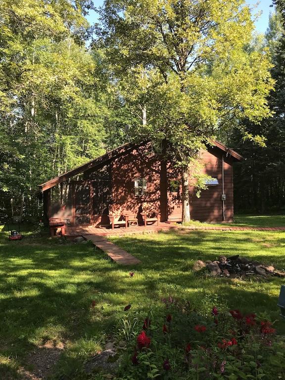 Secluded Cabin Rental in Minnesota
