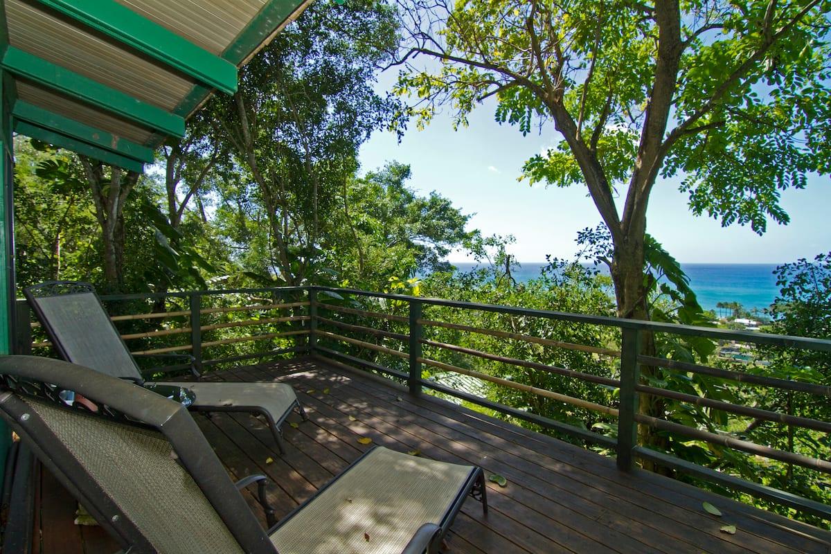 Sunset Beach Treehouse Hawaii Rental
