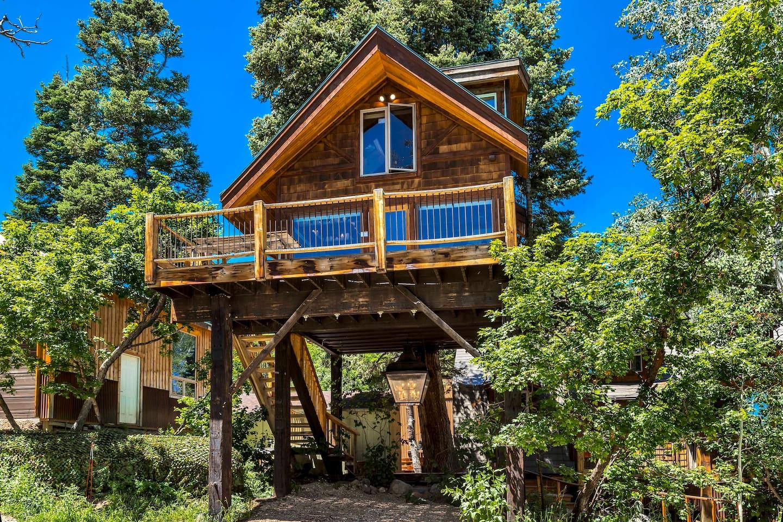 Park City Utah Treehouse Rental Airbnb