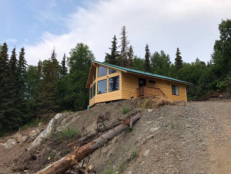 Alaska Log Cabin Vacation Rental