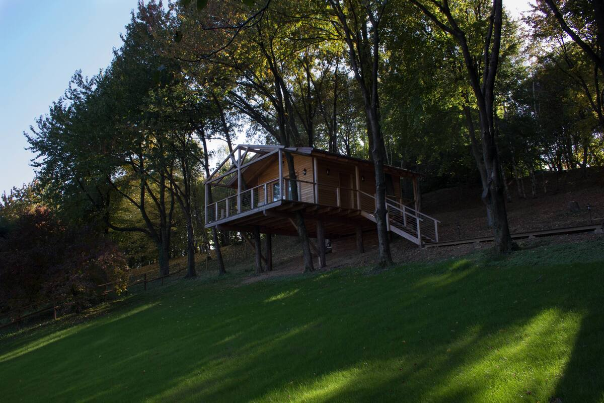 Country Treehouse