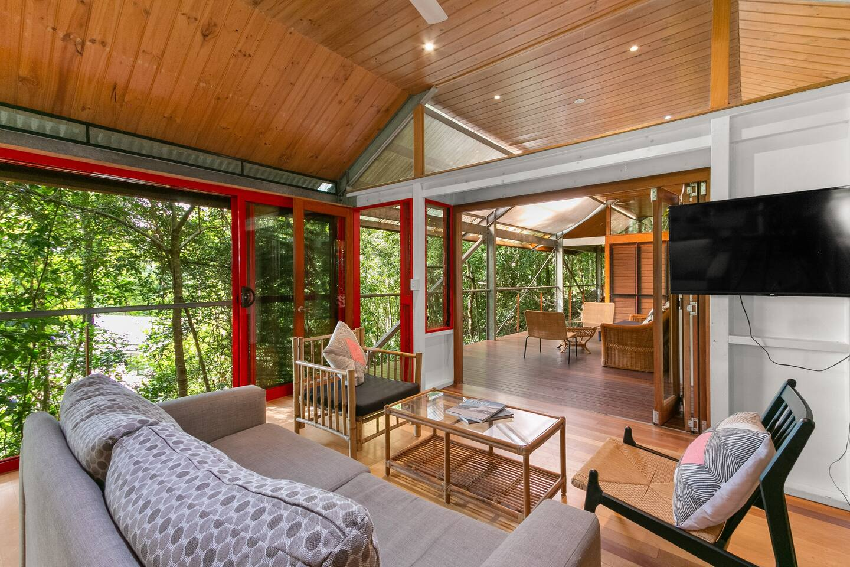 Stoney Creek Treehouse Australia Airbnb