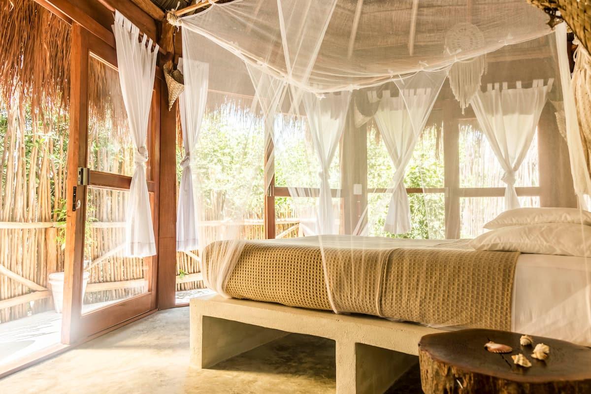 Tulum Beach Treehouse Rental