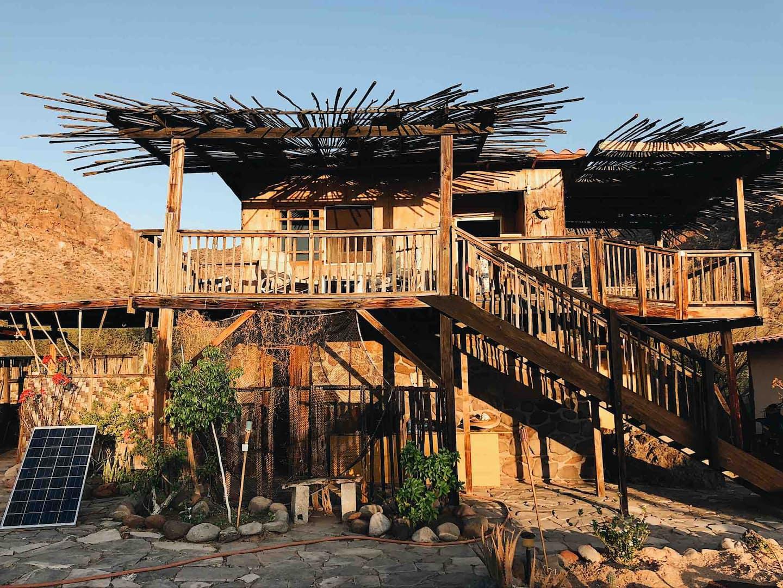 Vista Del Mar Treehouse Glamping Mexico