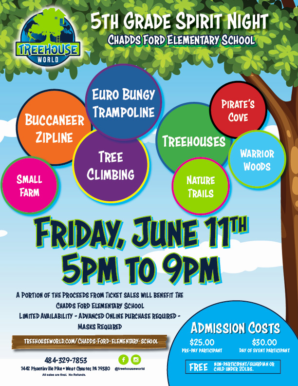 Fundraiser_Chadds Ford Elementary