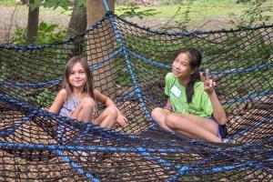Girls in Spider Web