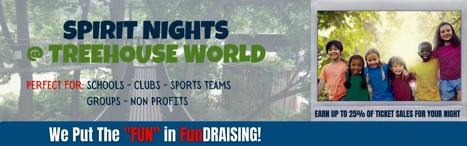 School or Club Fundraising Program