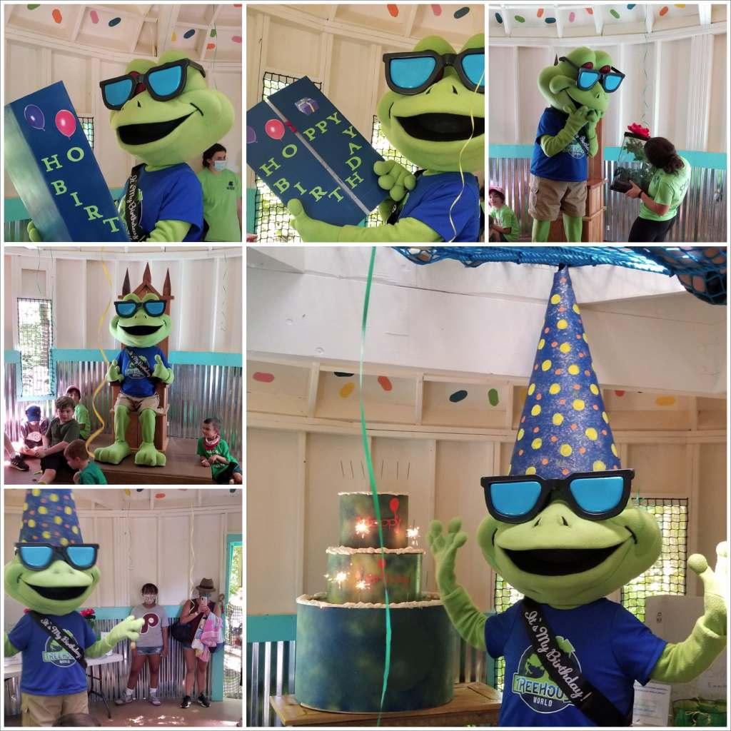 Twiggy's Beach Party Birthday Bash 2021 - Treehouse World
