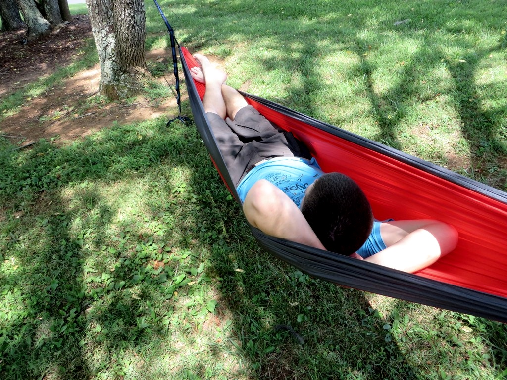 Eagles Nest Outfitters Eno Singlenest Hammock Review