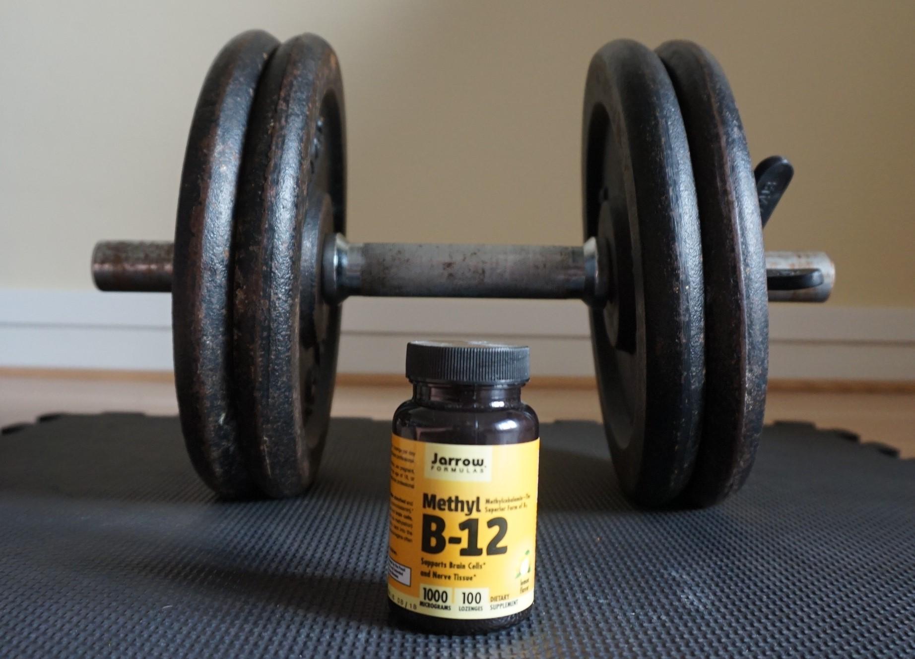 La vitamine B12 pour les sportifs végétariens / vegan