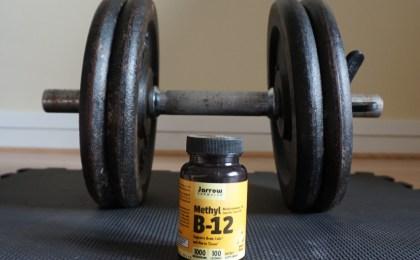 Treeninglife - article 6 nutrition - b12 force - musculation vegan