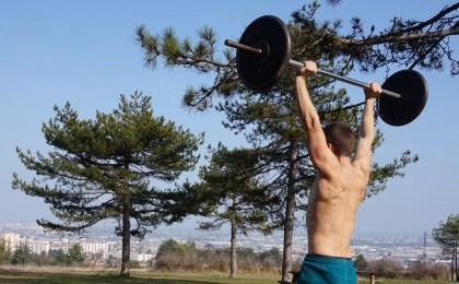 Treeninglife - défi 4 muscu barre - vegan2
