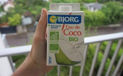Treeninglife - nutrition vegan musculation eau de coco frais bio végétarien sport