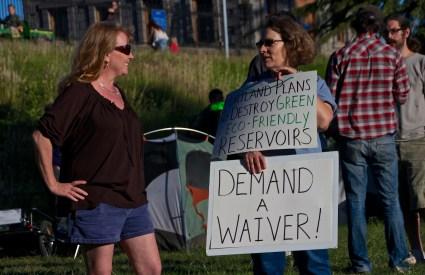 Demand Waiver