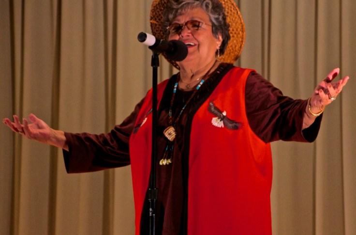 Elaine Grinnell - Jamestown S'Klallam