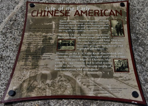 Life of Early Chinese Americans