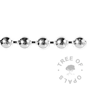 bubble chain necklace or bracelet from Tree of Opals
