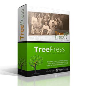 TreePress – A New Family Tree Plugin for WordPress
