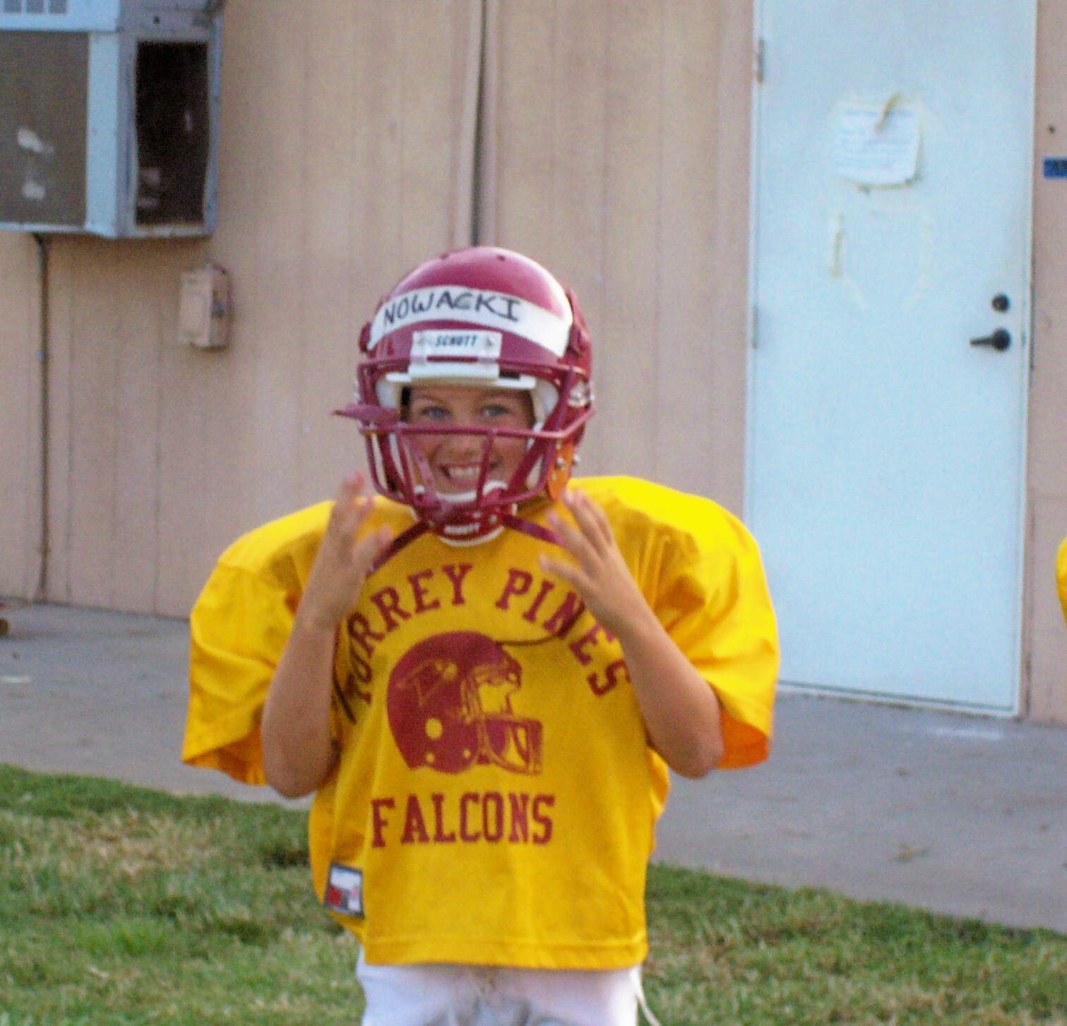 Aug 11 2006 at practice