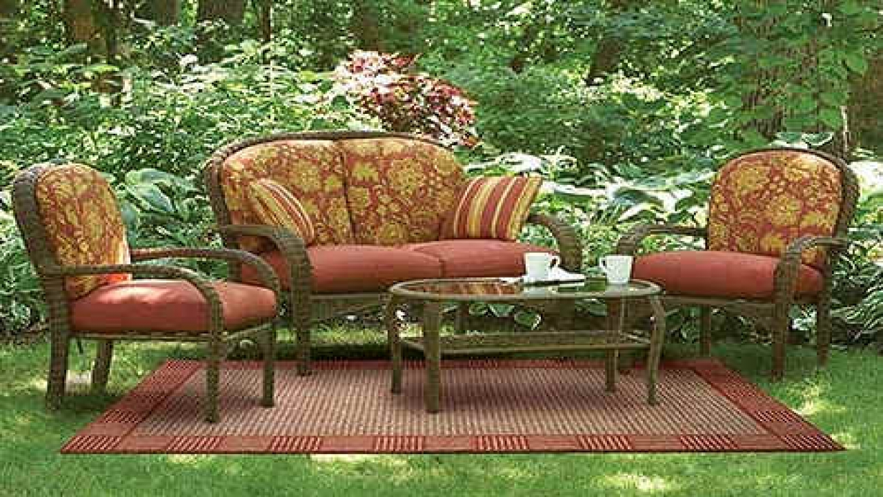 Better Homes And Gardens Patio Idea Better Homes And