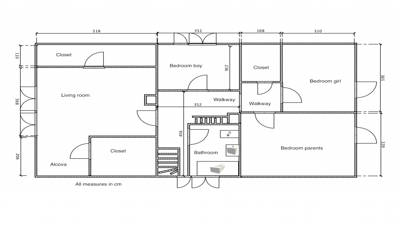 Architectural Floor Plans Architectural Floor Plans With