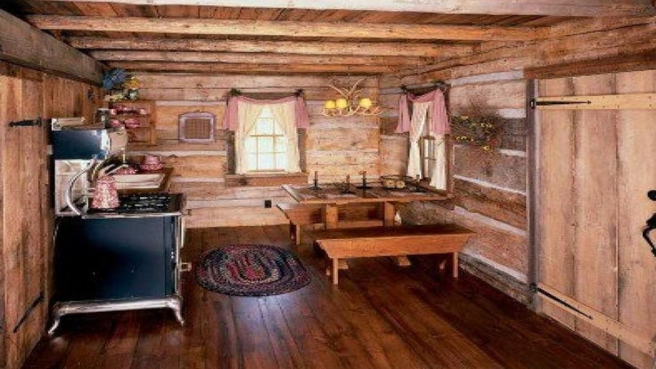 Rustic Home Furnishings For Cabins Small Rustic Cabin