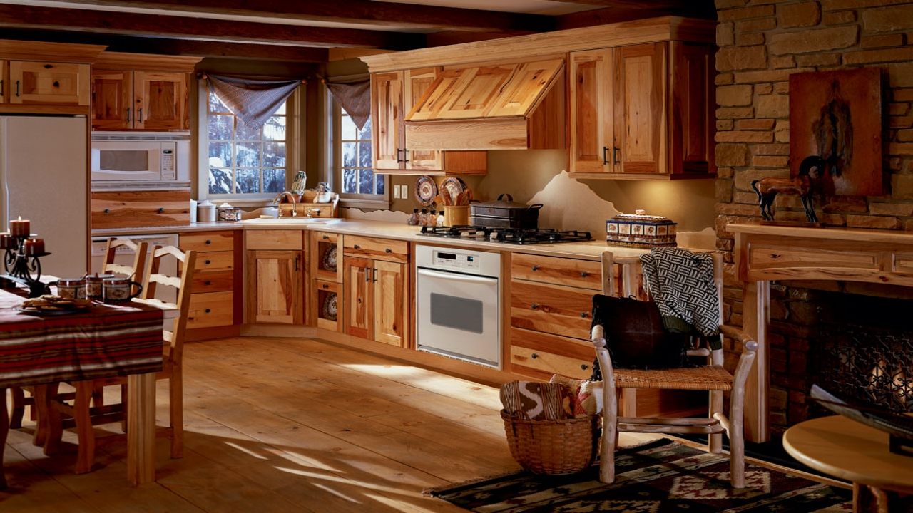 Rustic Country Kitchen Designs Rustic Kitchen Design Ideas