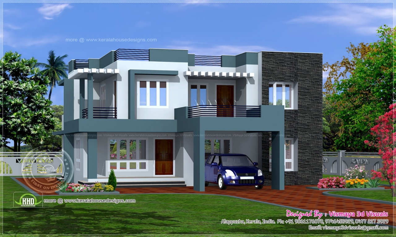 Simple Home Modern House Designs Pictures Very Simple