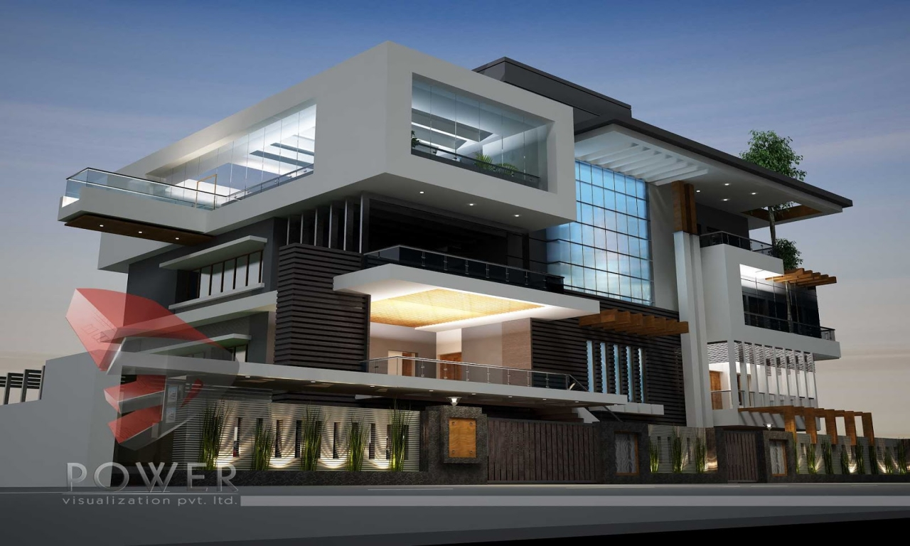 Ultra Modern Home Designs Ultra Contemporary House Plans