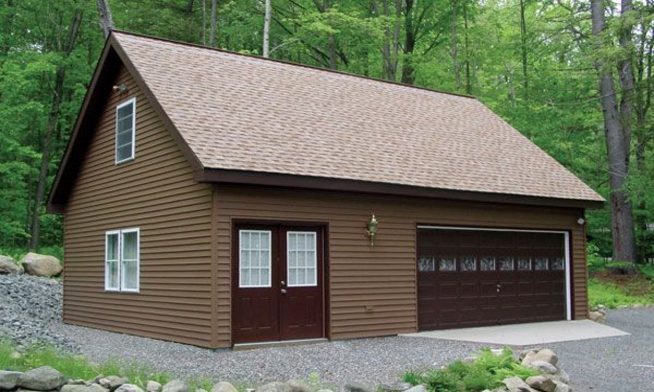 House Plans With Detached Garage Floor Plans With Detached