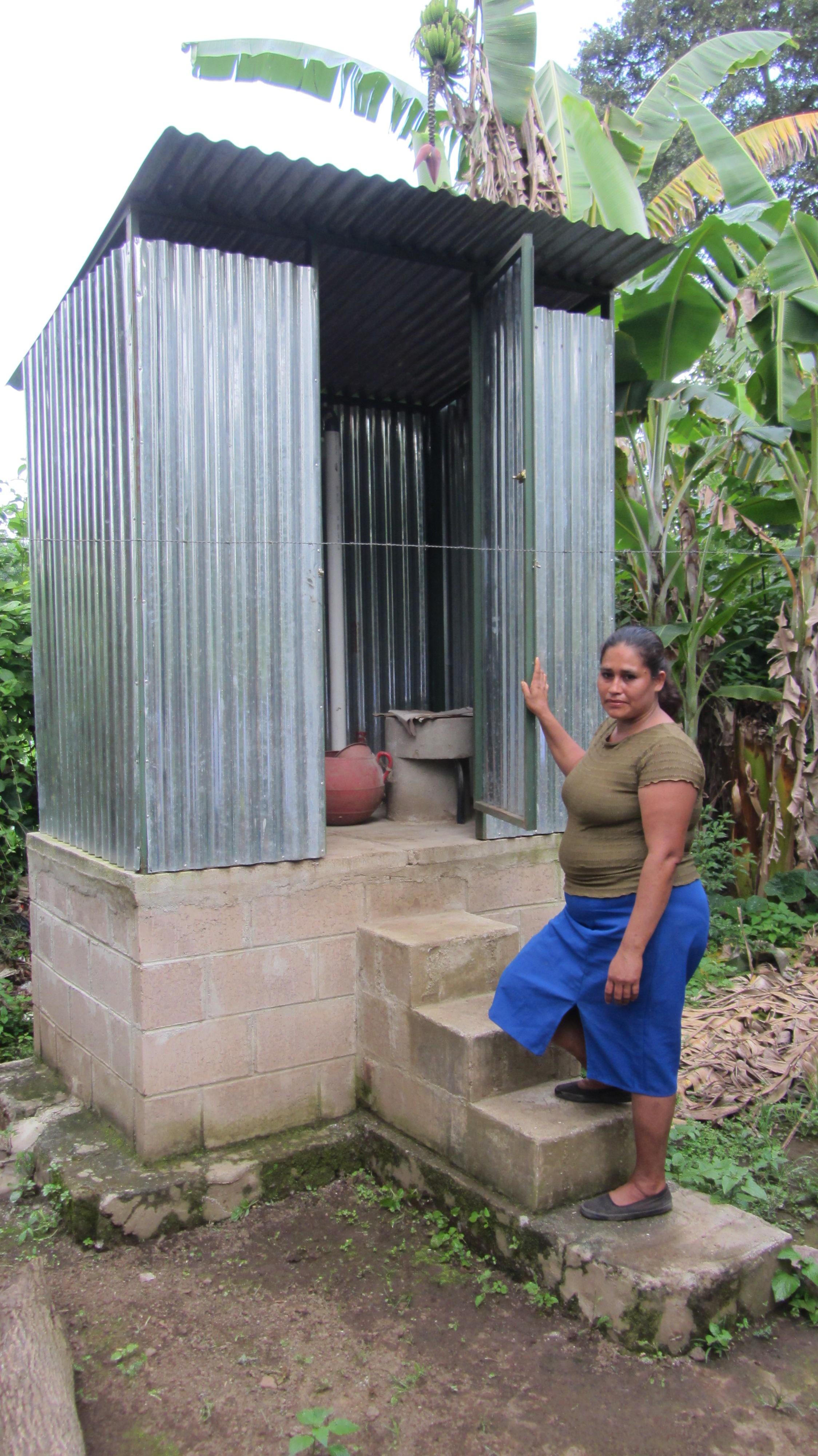 Dry Composting Pit Latrines